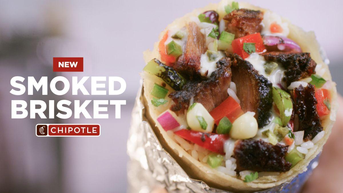 Lo nuevo de Chipotle Mexican Grill es la falda ahumada, que estará disponible por tiempo limitado.