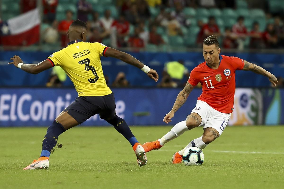 Ecuador vs. Chile: alineaciones, horario y cómo ver el partido en Estados  Unidos - El Diario NY