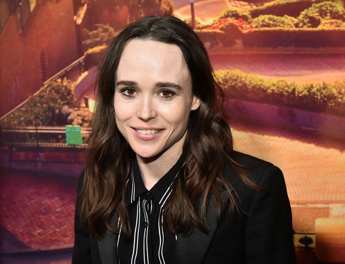 Elliot Page, antes Ellen Page.