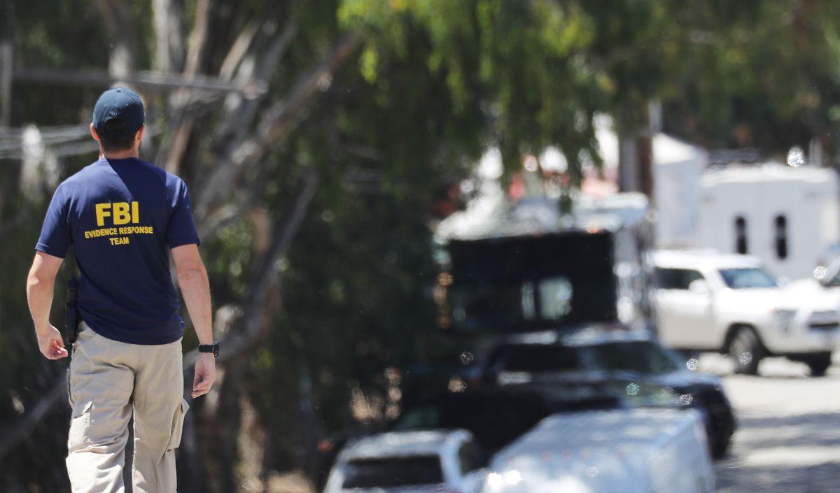 Agentes del FBI forman parte de la investigación.