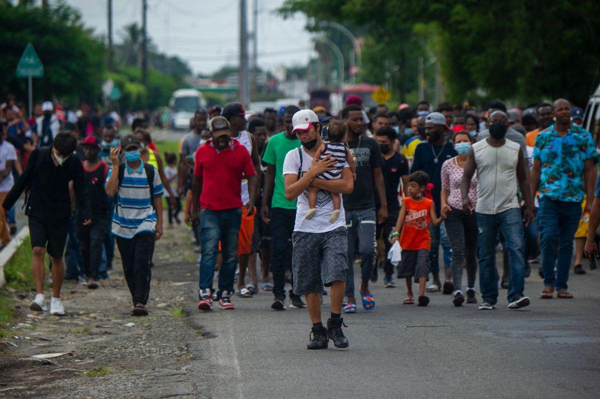 Republicans blame Biden for massive Haitian entry into US over border