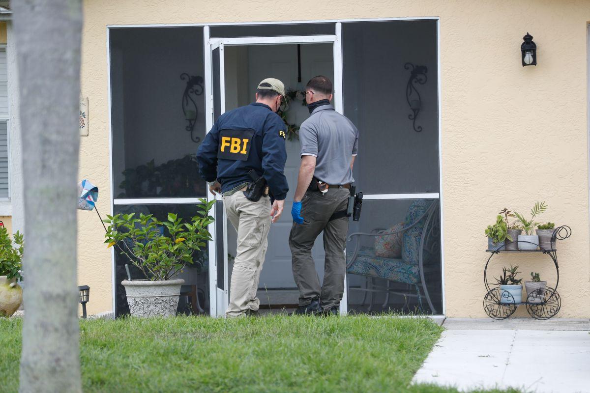 El exnovio de Petito se encuentra con orden de arresto.