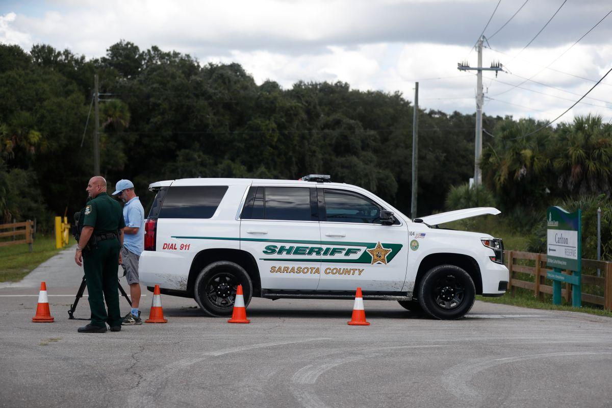 La búsqueda de Brian Laundrie continúa este jueves en T. Mabry Carlton Jr. Memorial Reserve, en Florida.