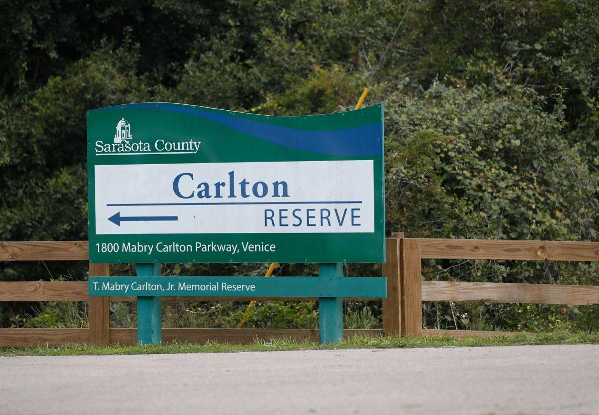 La búsqueda de Brian Laundrie se concentra, principalmente, en T. Mabry Carlton Jr. Memorial Reserve en Florida.