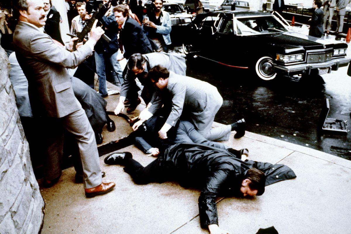 El intento de homicidio ocurrió el 30 de marzo de 1981.