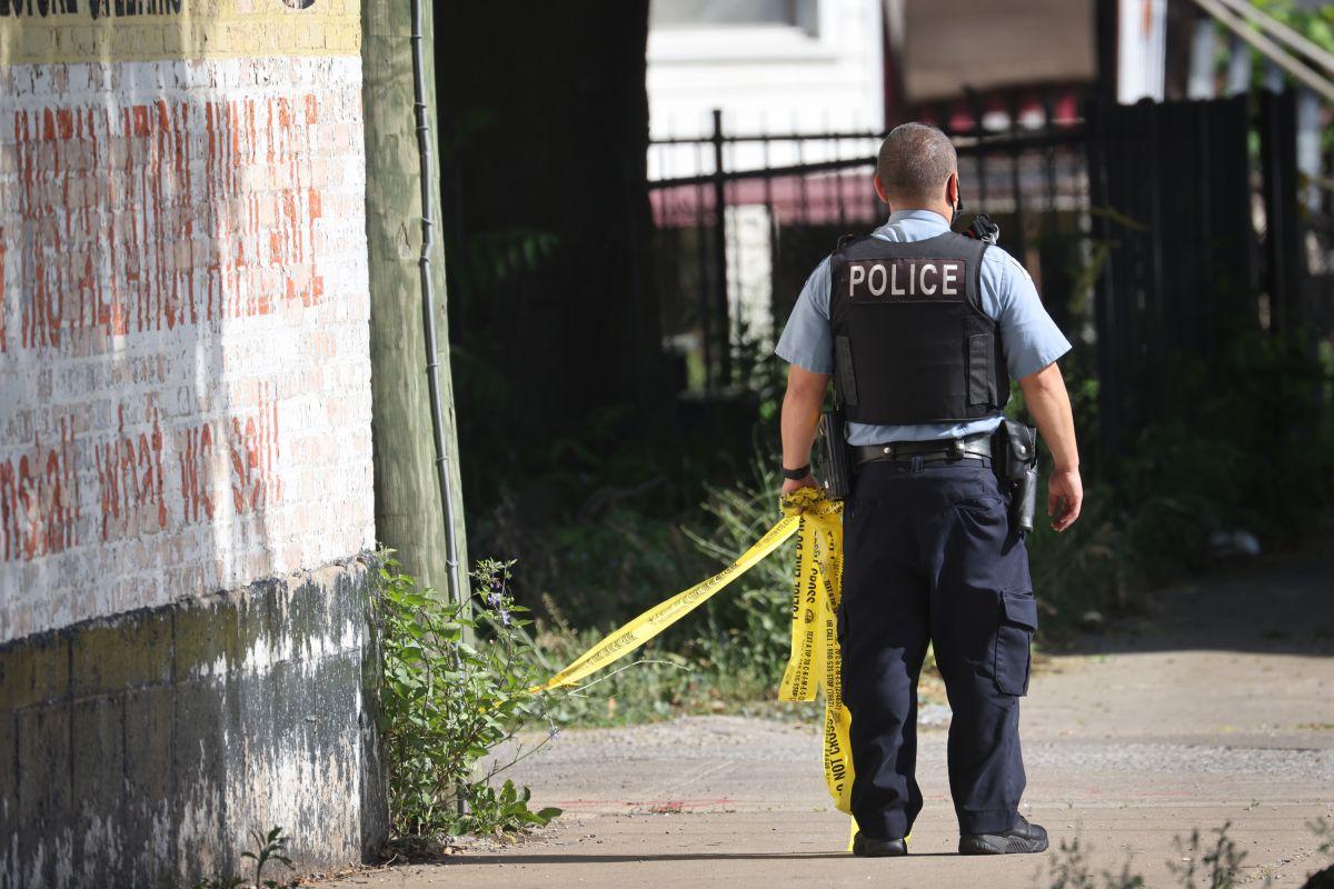 El asesinato de la joven fue uno de cinco reportados este fin de semana en Chicago.