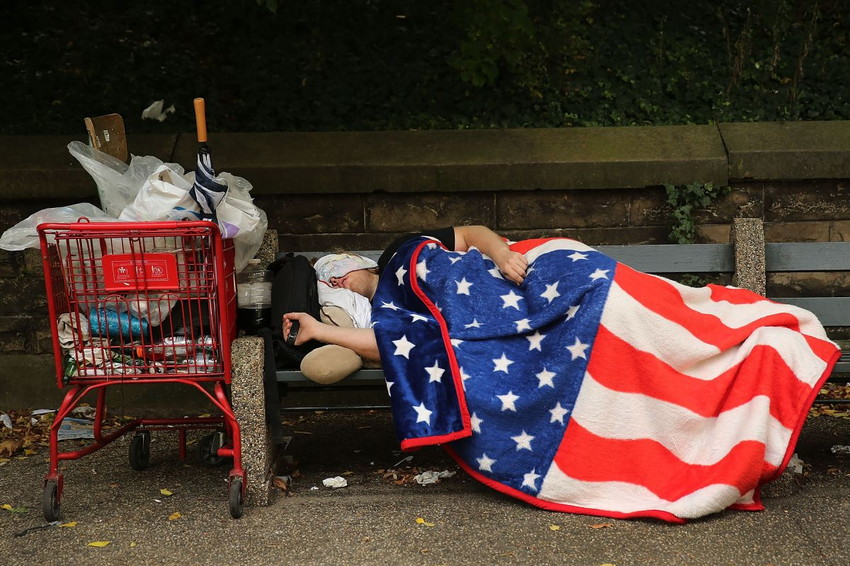 La administración Biden intentó evitar una nueva Gran Depresión como la ocurrida en 1929.