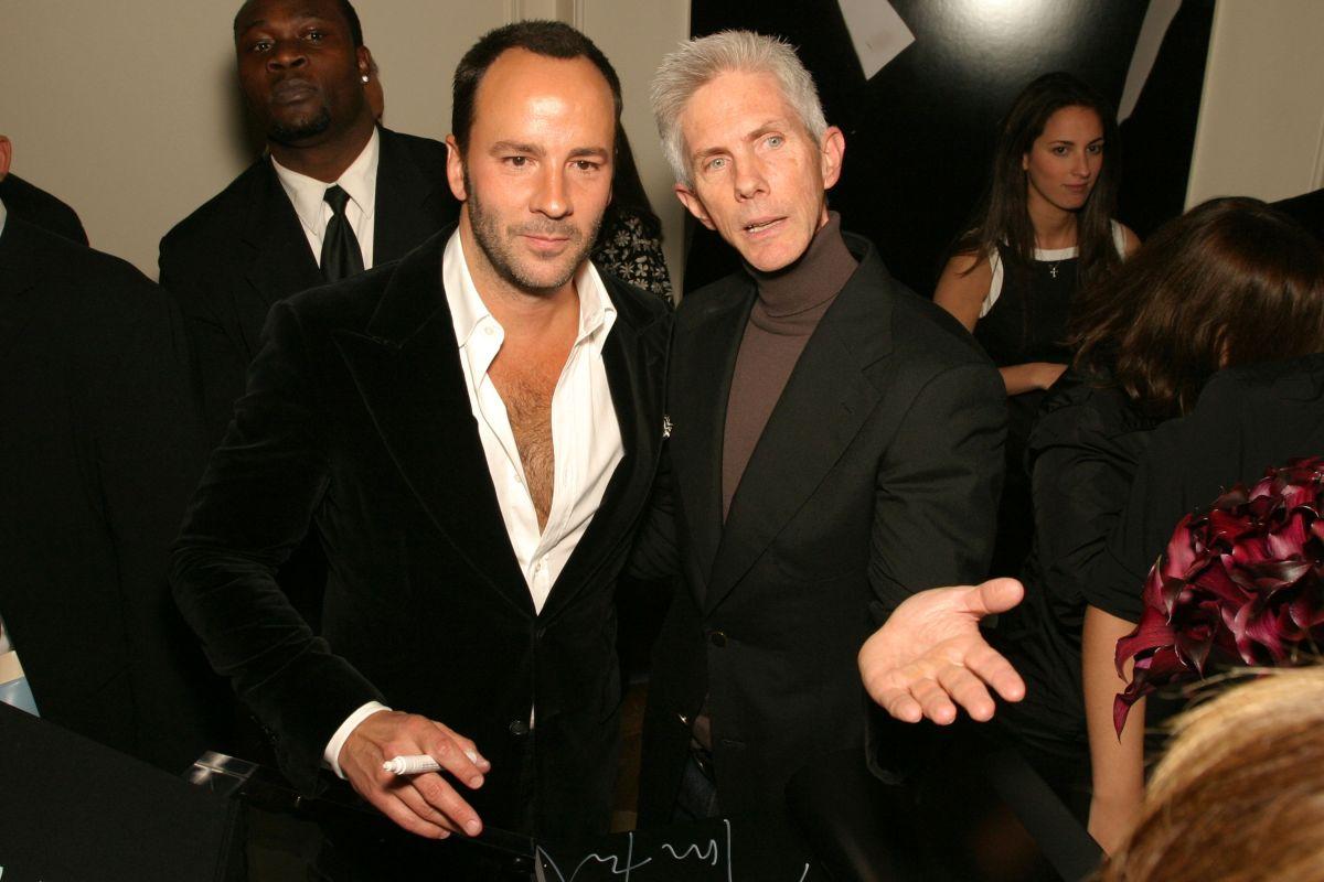 Richard Buckley, el aclamado editor de moda fallece a los 72 años.