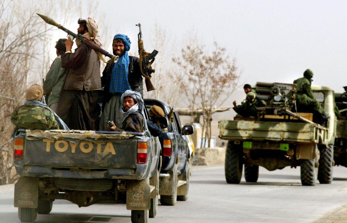 No ha sido el primer episodio en el que han asesinado a secuestradores en Afganistán.