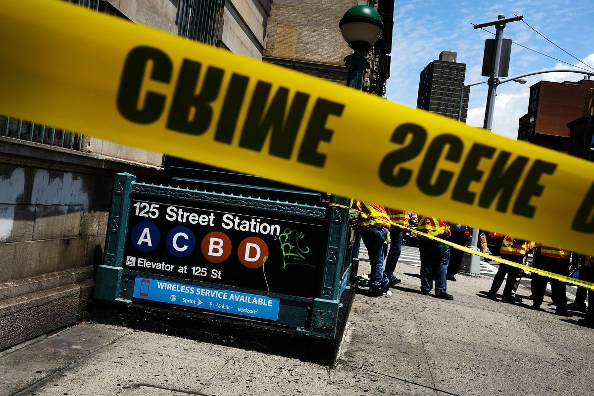 Hombre es apuñalado durante discusión en tren con destino al Bronx