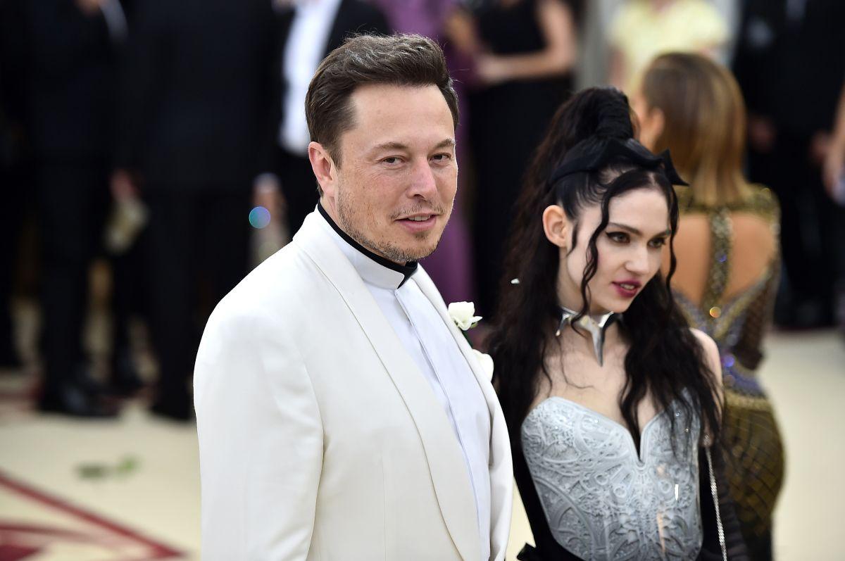Grimes y Elon Musk terminan su relación tras 3 años.