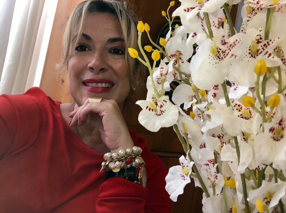 Luz María Doria, VP Productora ejecutiva de 'Despierta América'.