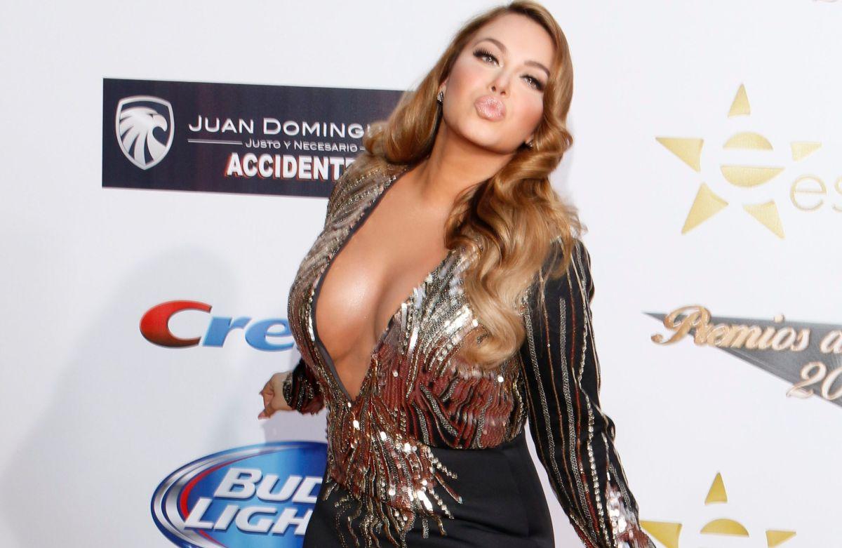he Grosby Group. Chiquis Rivera le da lengüetazo a su novio Emilio Sánchez y calientan las redes sociales.