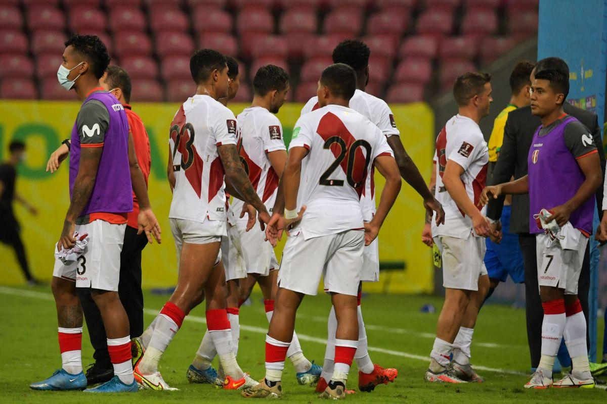 Perú cerró la jornada en el puesto siete de las eliminatorias.