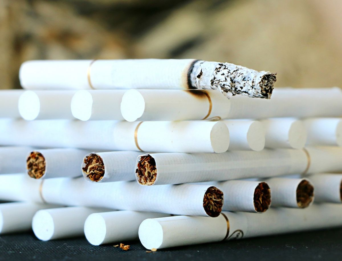 Entre un 10% y un 20% de los casos de cáncer pulmonar ocurren entre no fumadores.