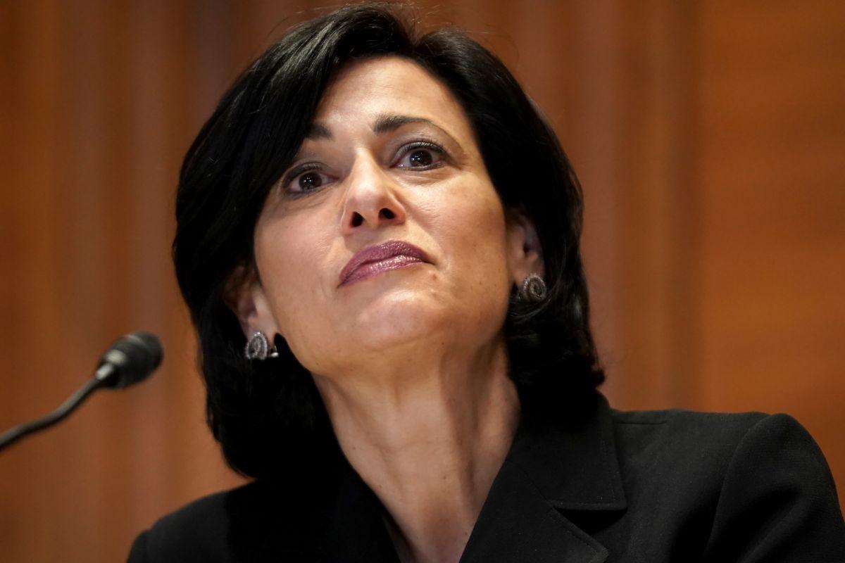 Este viernes, la Dra. Rochelle Walensky, directora de los CDC, dio a conocer un informe de la pandemia en Washington.