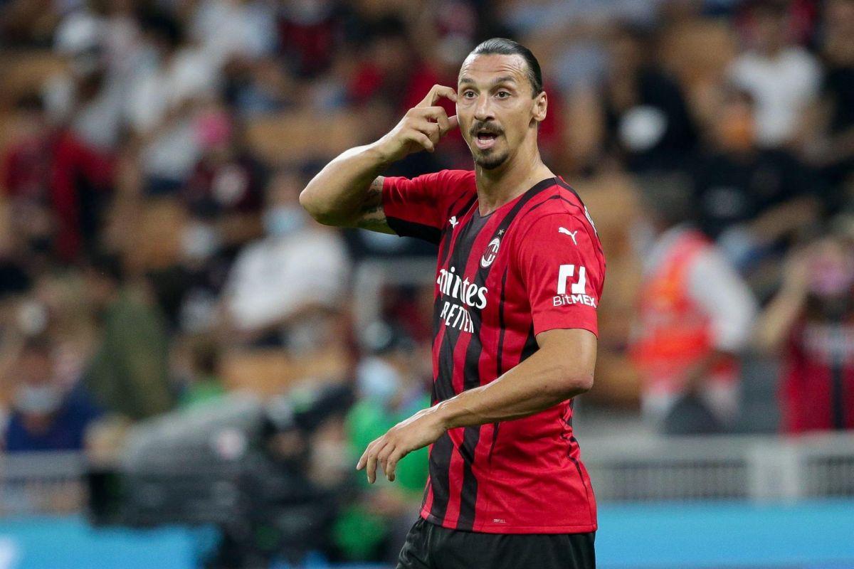 Zlatan Ibrahimovic vuelve a tener molestias en un tendón