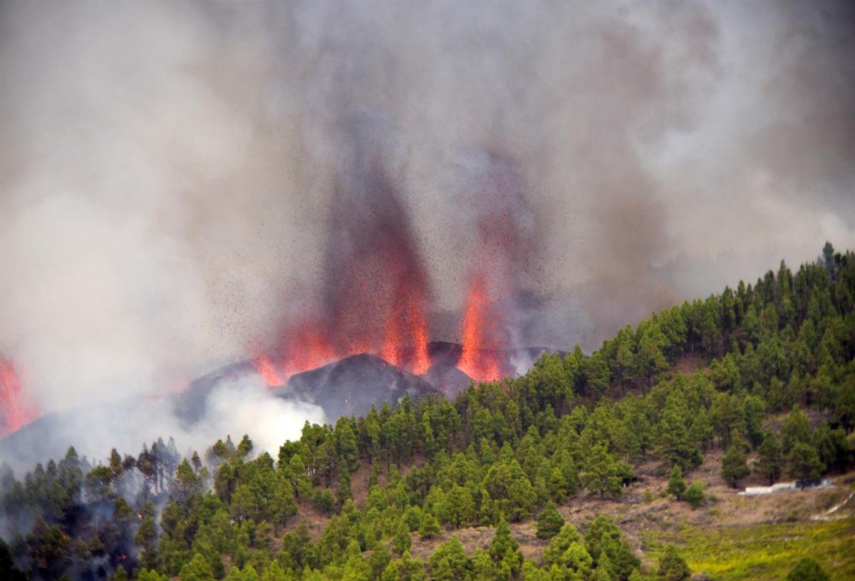 Más de 5 décadas pasaron para registrarse una erupción en esta isla de las Canarias.