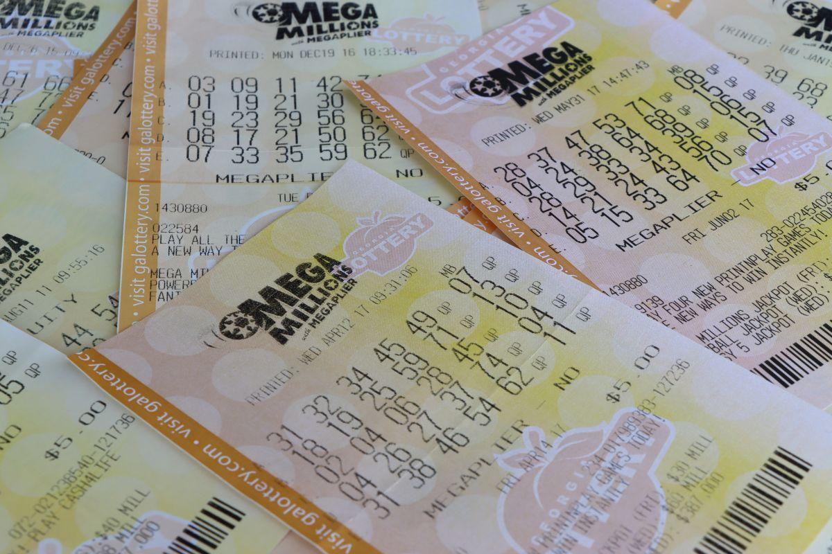 El afortunado es un asiduo comprador de tickets.