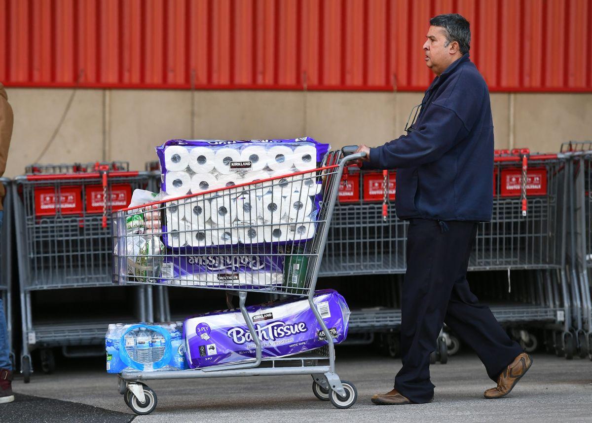 Costco está batallando para surtir sus tiendas con producto por problemas en las cadenas de suministros.