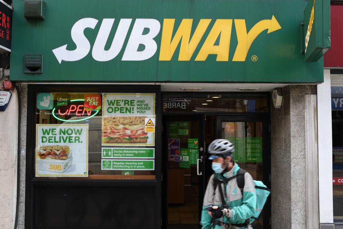 Las oficinas centrales de Subway no han intervenido en este problema.