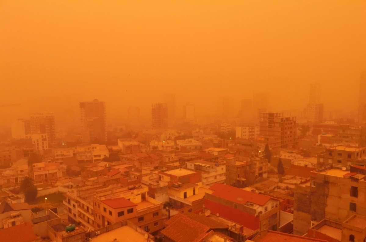 """Se registra """"apocalíptica"""" tormenta de polvo en Sao Paulo, Brasil - El  Diario NY"""