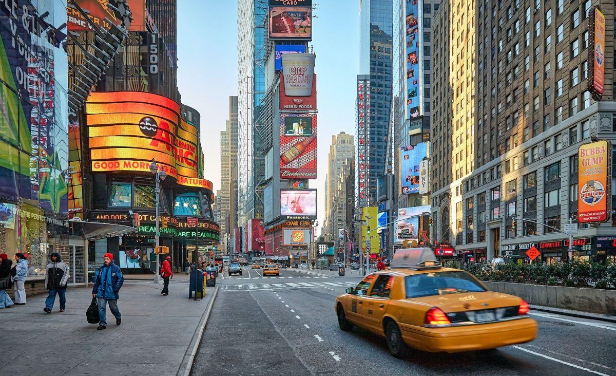 Nueva York es una de las mejores ciudades del mundo según Time Out.