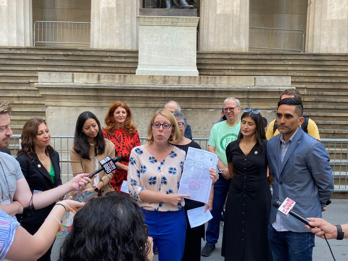 Instan a electores a votar por 3 propuestas para fortalecer participación democrática en Nueva York