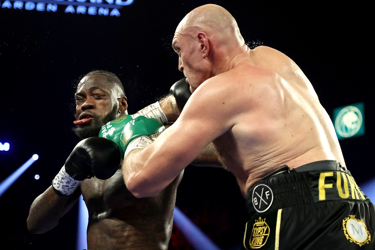 Deontay Wilder does not give up and wants a fourth fight against Tyson Fury