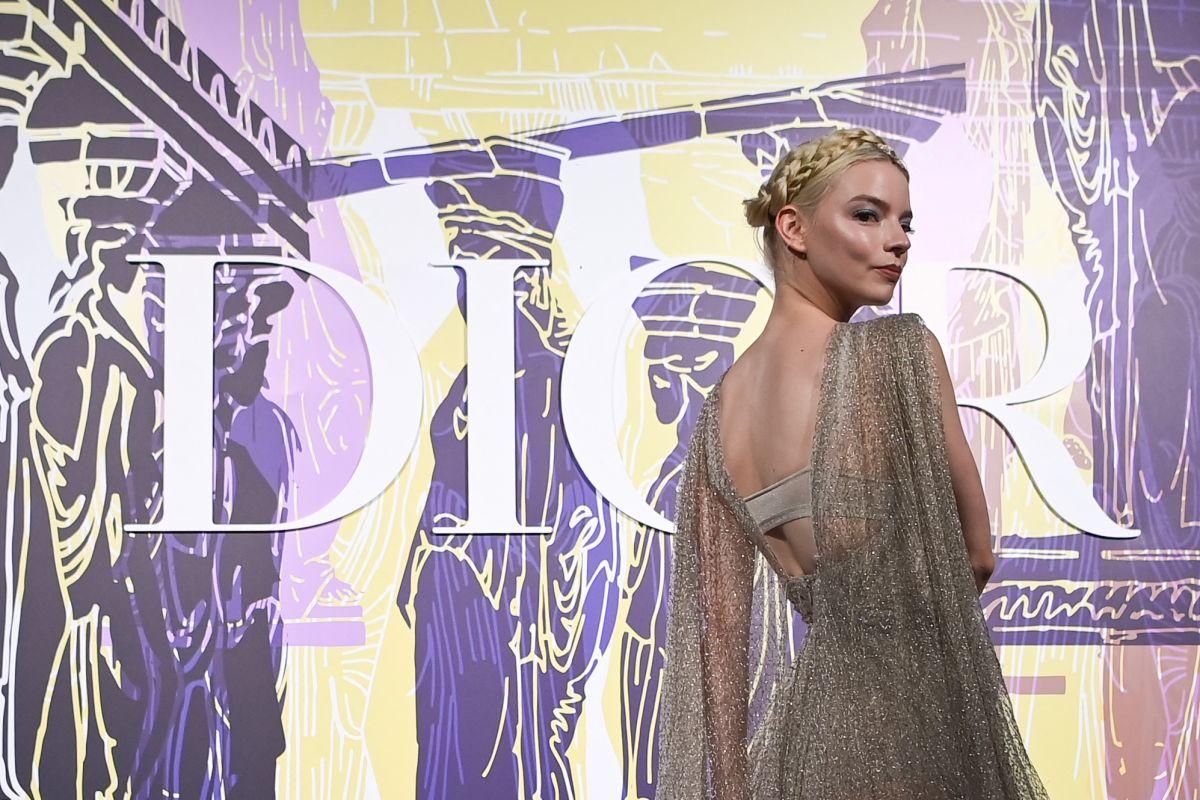 Anya Taylor-Joy es la nueva embajadora global de Dior