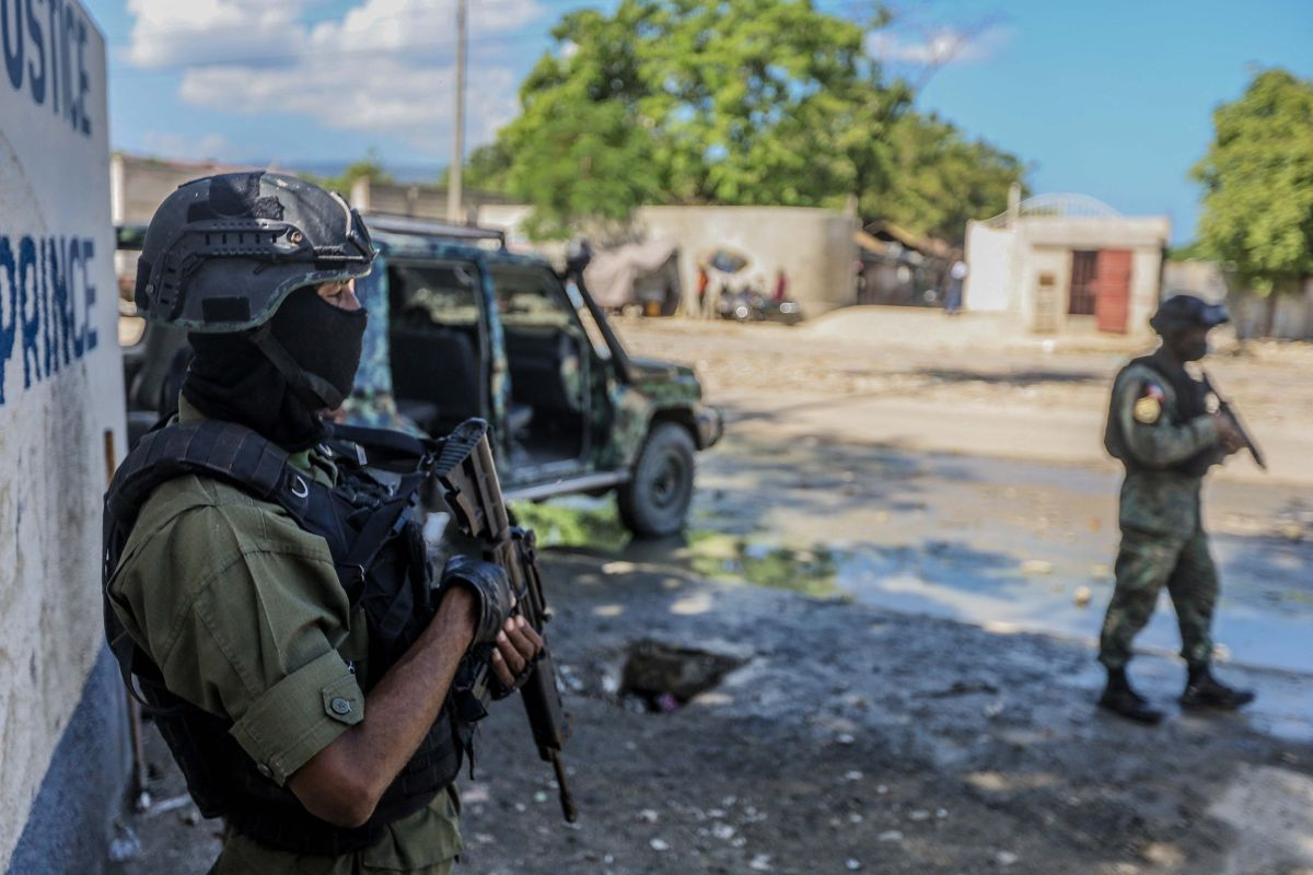 American Christian missionaries were kidnapped along with their families in the capital of Haiti