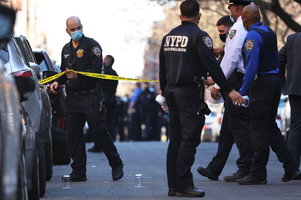 Brooklyn house shooting
