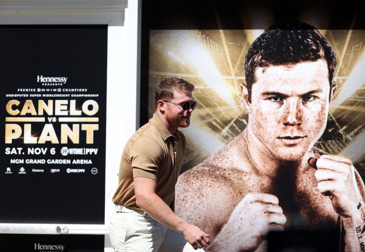 Canelo Álvarez espera ser elprimer boxeador de su división en ganar todos los cinturones.