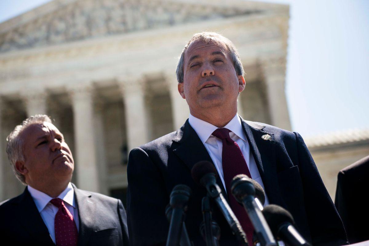 El fiscal del estado reveló que ha demandado al gobierno de Biden unas ses veces.