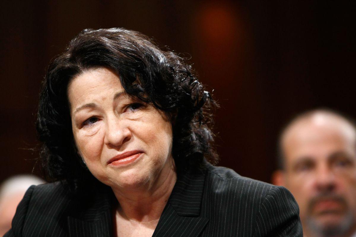 """Jueza Sonia Sotomayor calificó de """"catastrófica"""" la negativa de la Corte Suprema de bloquear la ley de aborto en Texas"""
