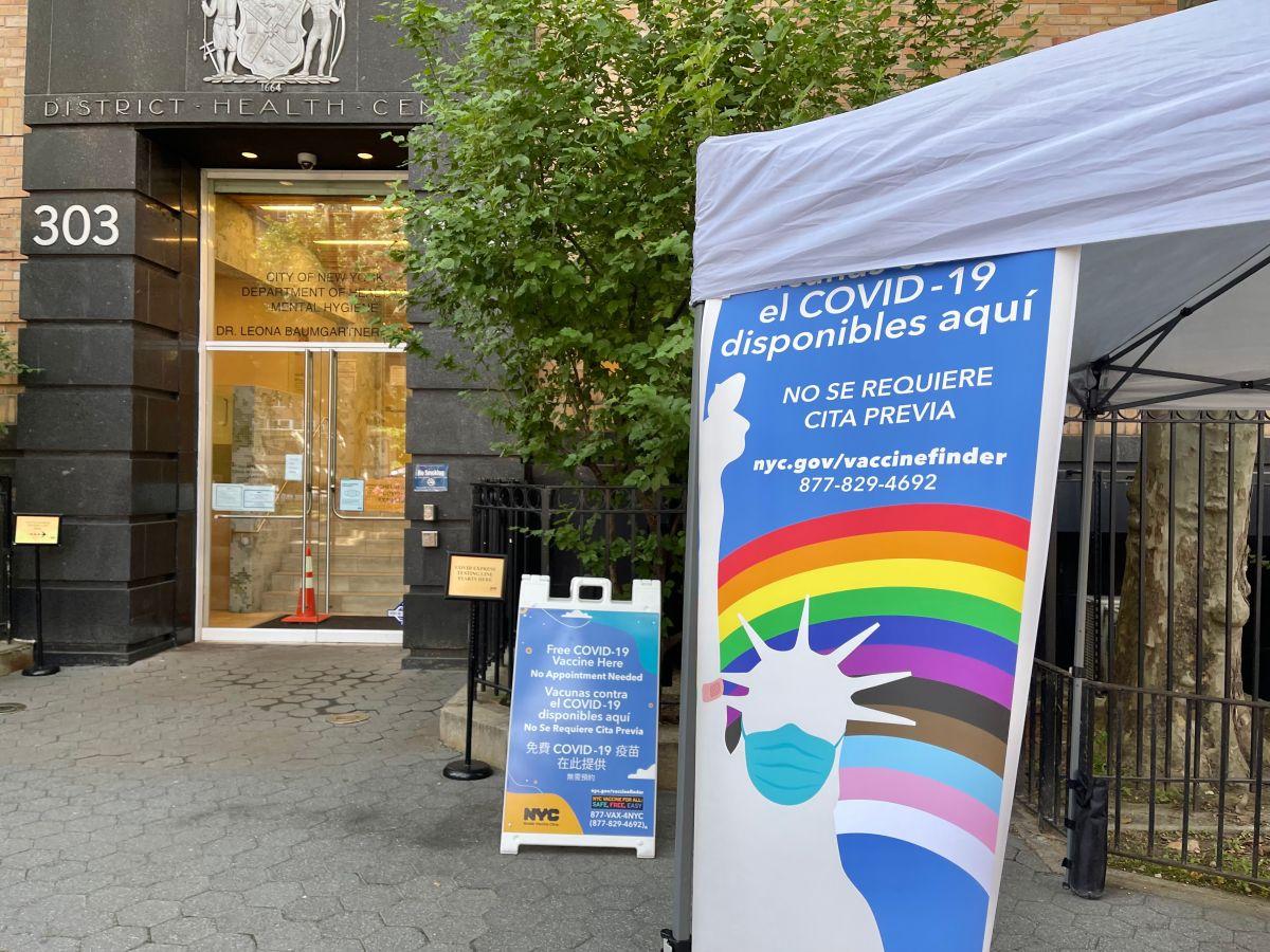 Las Clínicas de Salud Sexual del DOHMH, como esta ubicada en Chelsea, ofrecen servicios de salud sexual sin cita previa a bajo costo o sin costo.