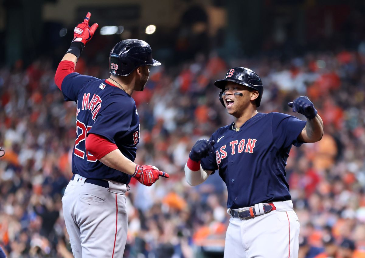 VIDEOS: Red Sox Latinos make MLB playoff history with two Grand Slams in straight innings