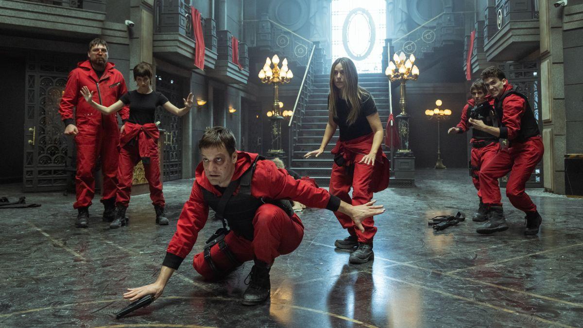 La Casa de Papel: Netflix revealed the first trailer for part 2 of the 5th season