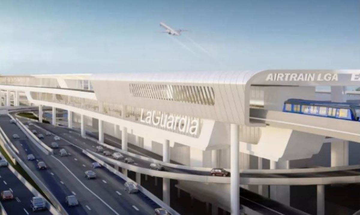 Es oficial: ponen un freno el megaproyecto del 'AirTrain' para el aeropuerto LaGuardia