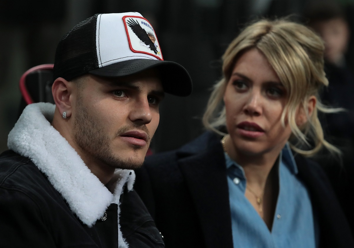 Wanda Nara and Mauro Icardi would have broken their relationship due to infidelity of the Argentine footballer [Foto]
