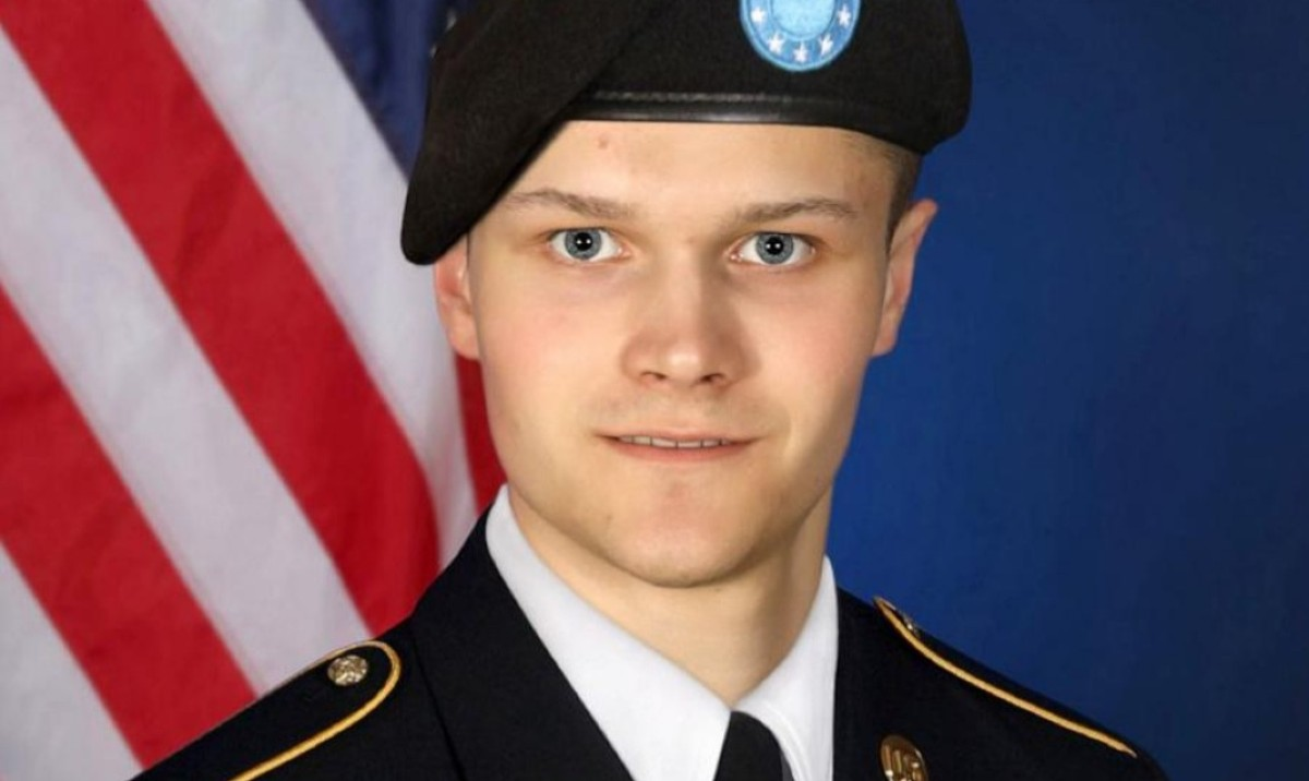 Another soldier found dead at Fort Hood military base in Texas;  Maxwell Hockin, 26, was unconscious behind his barracks