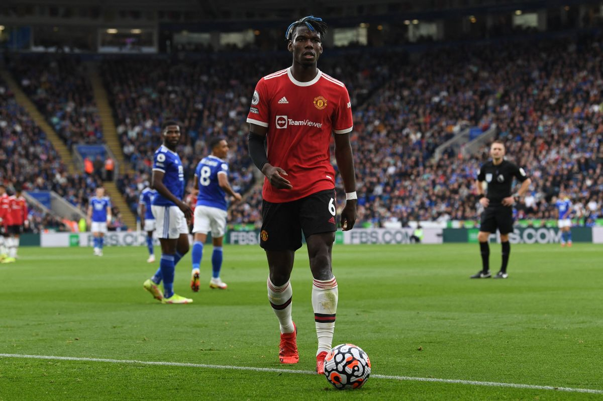 """Paul Pogba threw poison at Manchester United: """"You have to change something"""""""