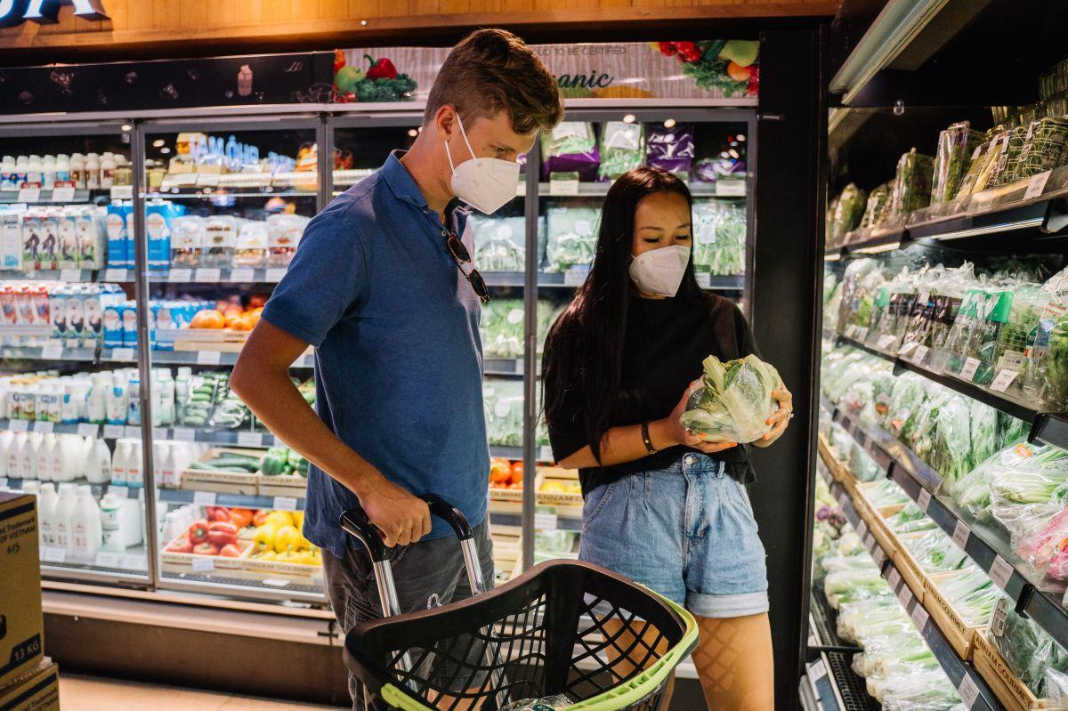 El índice de precios al consumidor aumentó 5.4% en Estados Unidos.
