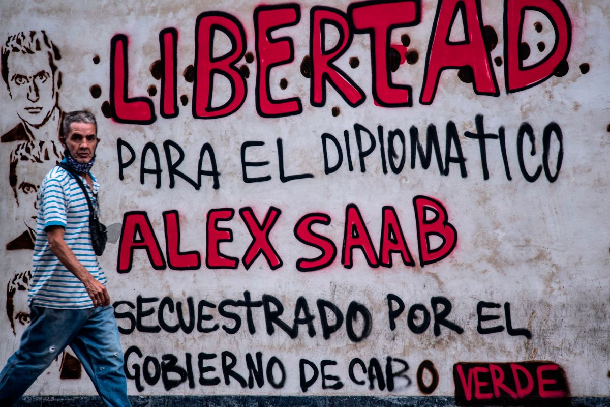 Cape Verde extradites to the United States the alleged front man of Nicolás Maduro, Alex Saab