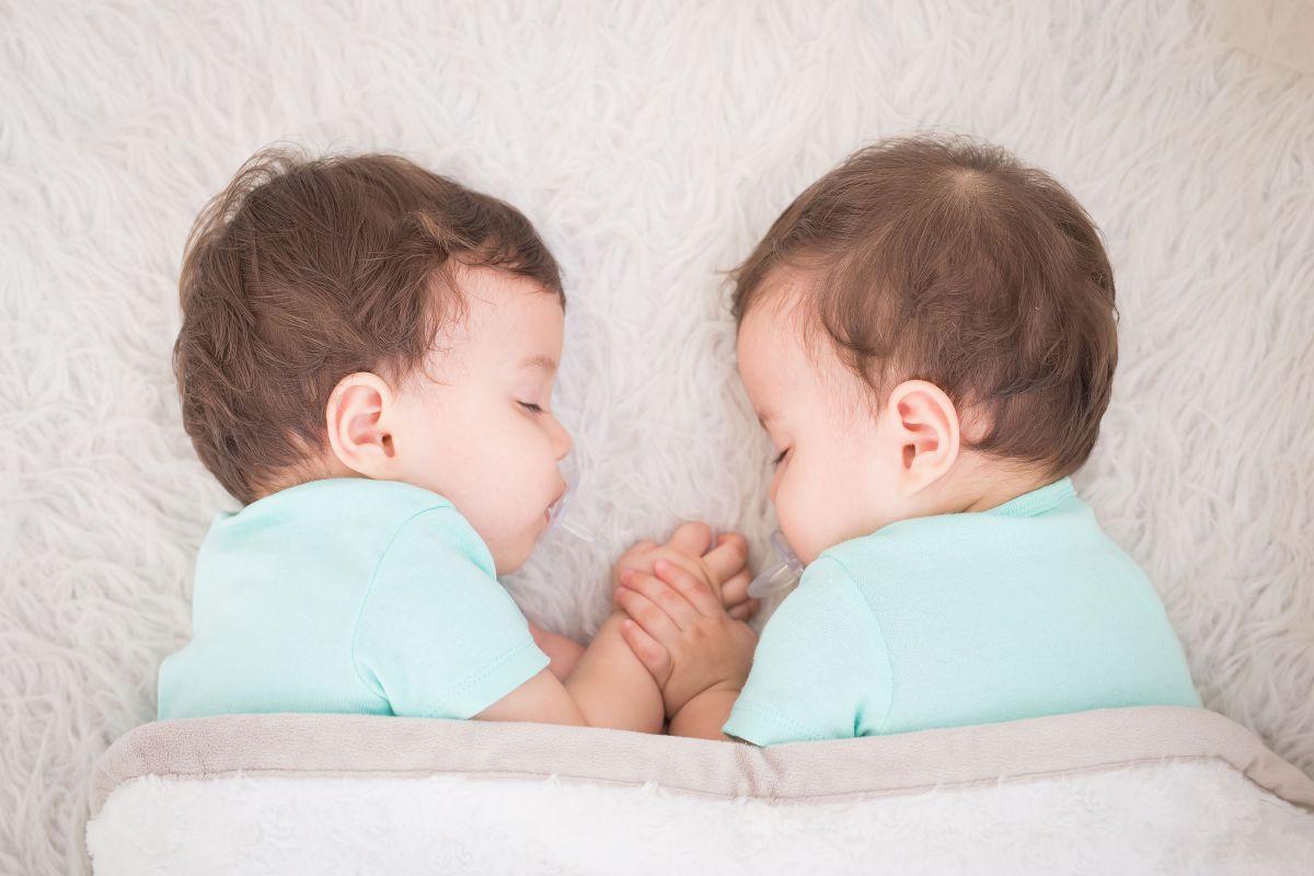 EE.UU. es el país donde más nacimientos gemelares se han registrado en los últimos años.