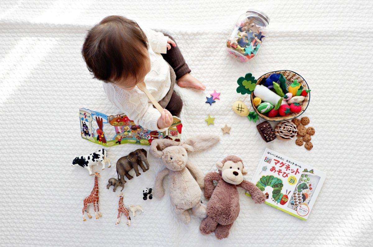 Los ftalatos se utilizan con frecuencia en los juguetes de plástico.